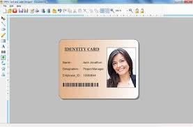Easy - Card System info Id Badge And Creator Oukas Photo