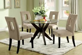 round glass dining table top image on stunning round beveled replacement tempered inch patio