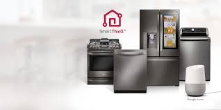 lg appliances. buy any lg smart appliance and receive a google home on us. lg appliances
