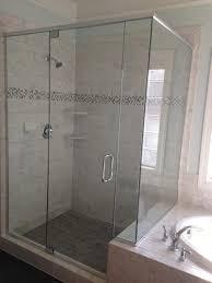 Frameless Glass Sliding Doors 24 Inch Shower Door Frameless ...