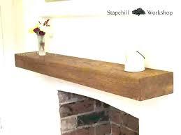 diy fireplace mantel shelf diy mantel shelf for brick fireplace