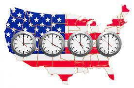 アメリカ 今 何時