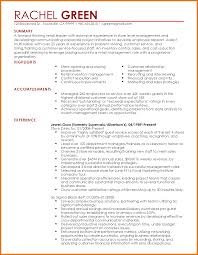 7 Retail Store Manager Resume Examples Budget Reporting