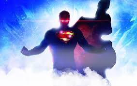 4067x2567 superman artwork red eyes cape original resolution