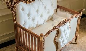 antique wooden baby bed wooden designs