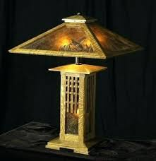 arts and crafts lamps arts and crafts lamps org inside table idea arts and crafts chandeliers arts and crafts