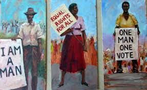 Civil Rights Series I-limited edition | Famous african american artists,  African american artist, African american artwork