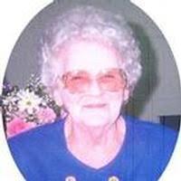 Obituary | Myrtle Holmes | Hartman Jones Funeral Home