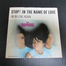 Cembut this time before you run to her. The Supremes Stop In The Name Of Love 45 Rpm Record Sleeve On Motown 1074 17 00 Picclick