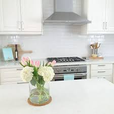 modern white kitchens ikea.  Modern Whiteikeamodernfarmhousestylekitchentulipshydrangeas In Modern White Kitchens Ikea P