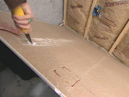 How to Install Basement Drywall | how-tos | DIY