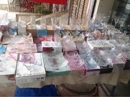 selection hut cristal gift item photos alaknanda delhi cloth merchants