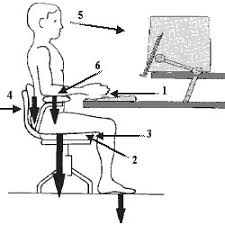 desk chair for back pain. Simple Pain Once The Workstation Has Been Situated Then User Can Adjust Office  Chair According To His Or Her Physical Proportions Here Are Most Important  In Desk Chair For Back Pain C