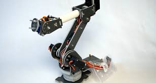 sainsmart 6 axis desktop robotic arm raspberry pi
