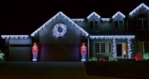 christmas lighting ideas houses. Home Outdoor Christmas Lighting Ideas Good Options Houses