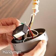 photo 3 insert the capacitor