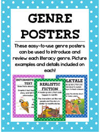 Realistic Fiction Anchor Chart 1st Grade Www