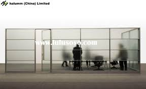 office room dividers partitions. Prosted Glass For Room Partitions In Apartment Office Design Ideas Dividers