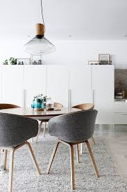 the round dining table image by eve wilson via vogue living australia