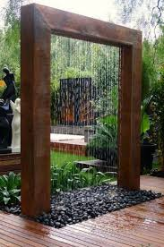 Modern Water Features Water Wall Feature Designs And Colors Modern Creative At Water