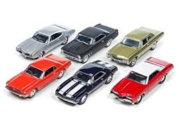new release car gamesAmazoncom New 164 AUTO WORLD JOHNNY LIGHTNING COLLECTION