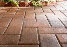 Patio Pavers At Lowes In Square Penny Paver Patio Stone Home