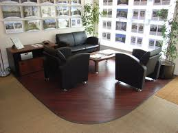 Estate agent office design Light Estate Agent Office Break Out Area Style Within Office Design Style Within