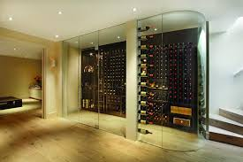 take a look through our portfolio below for inspiration on wine cellars