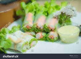 Seafood Salad Roll Healthy Roll Salad ...