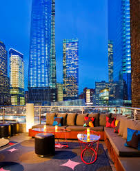 Living Room Bar Nyc Stay The Night W New York Downtown Room5