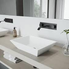 vigo titus 2 handle wall mount bathroom