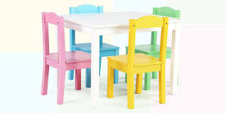 childrens table chairs kids table and chairs clearance