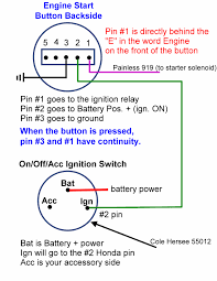 pivot push start wiring diagram wiring diagram and hernes push on start wiring diagram and schematic design