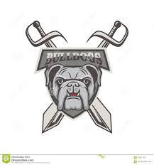 Dog Vector Design Mascot Dog Vector Design Illustration Emblem Sport Logo Icon