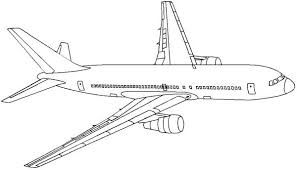Small Picture Airplane Coloring Pages To Print For Free httpprocoloringcom