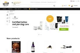 Prodej Potřeb Pro Piercing A Tetování Firmycz
