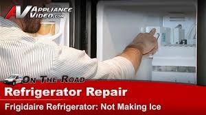 Refrigerator Ice Maker Filter Refrigerator Repair Diagnostic Not Making Ice Frigidare