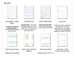 Music Paper Print Free Graph Paper Writing Paper Music Paper And Other