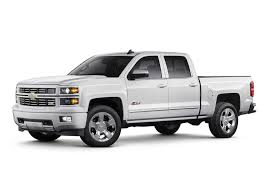 Chevy Gives 2015 Silverado a Body-Colored Custom Sport Package
