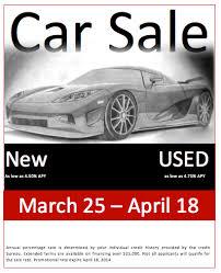 Car Sale Brochure Template Free Template Downloads