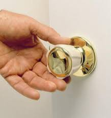 Enablers Door Knob Gripper by Apex slip free easy to grasp surface