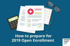 Healthcare Gov Income Chart Easy Ways To Prepare For 2019 Open Enrollment Healthcare Gov