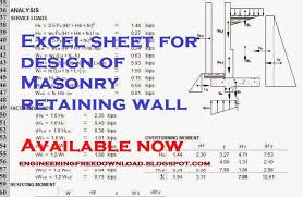 Small Picture Stylist Ideas 6 Retaining Wall Design Examples Eurocode Stem