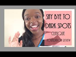 say bye to dark spots and o to an evenbetter you clinique even better make up review