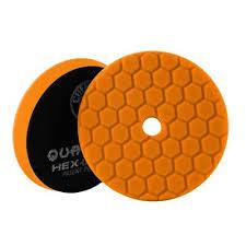 Orange Hex Logic Quantum Medium Heavy Cutting Pad