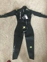 Xterra Vector Pro X2 Triathlon Wetsuit Size Womens Medium