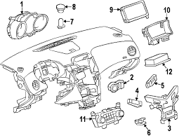 chevrolet cruze parts gm parts department buy genuine gm 5 shown see all 6 part diagrams