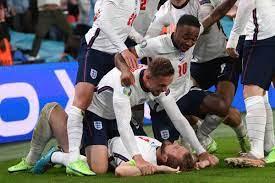 England beats Denmark 2-1, reaches Euro ...