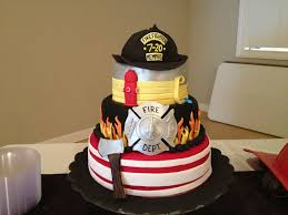 Firefighter Grooms Cake I Made Mallory Gray 50 Cakes Of Gray