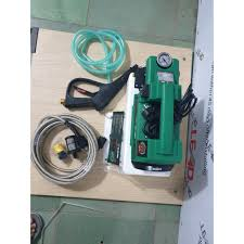 Máy rửa xe áp lực G-Huge 1800w,máy rửa xe mini cho gia đình 1800w